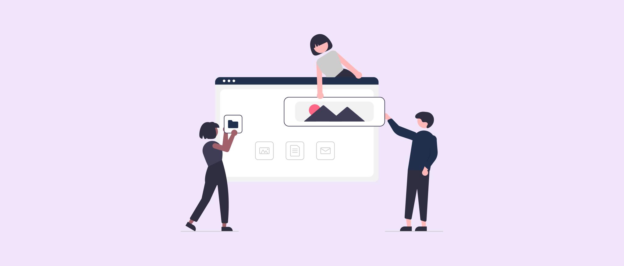 Få din egen hjemmeside med WordPress