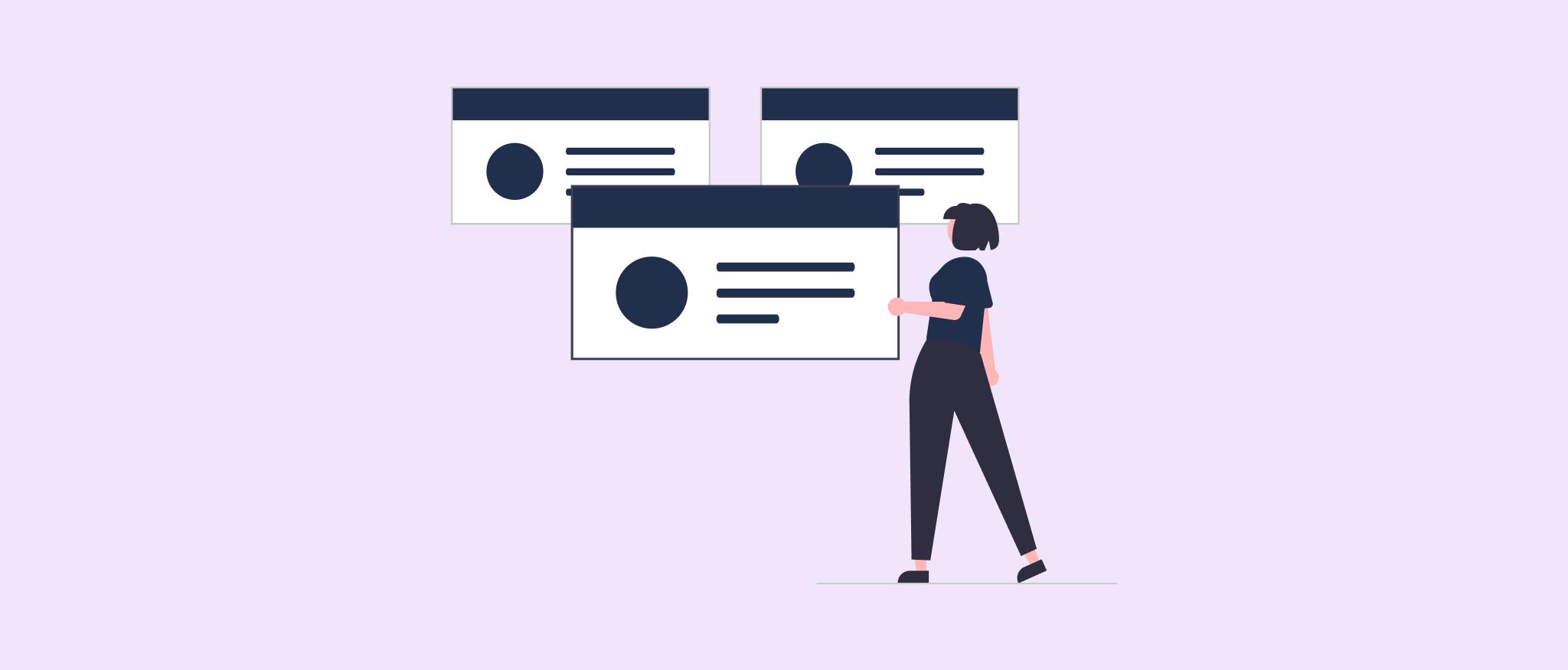 Hjemmeside design | Se den fulde 2021 guide og cases