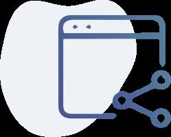 Hjemmeside symbol